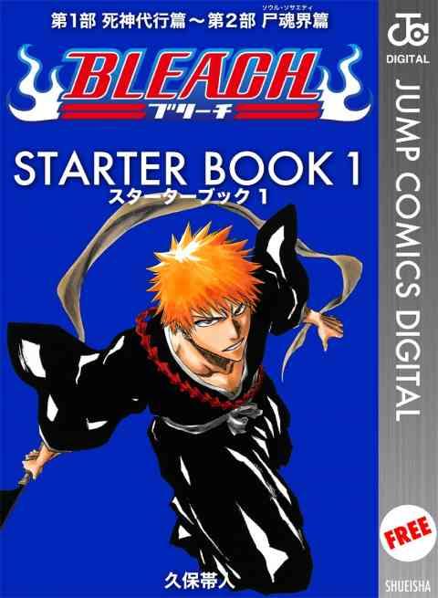 BLEACH─ブリーチ─ STARTER BOOK