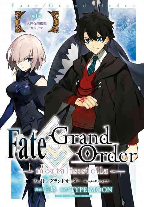 Fate/Grand Order -mortalis:stella- 連載版
