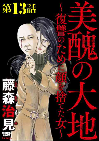 美醜の大地~復讐のために顔を捨てた女~(分冊版) 13巻