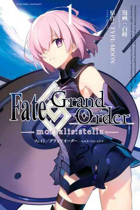 Fate/Grand Order -mortalis:stella-
