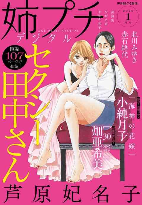 姉プチデジタル 2020年1月号(12月7日発売)