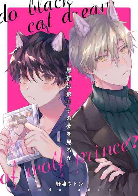 黒猫は狼王子の夢を見るか 2巻