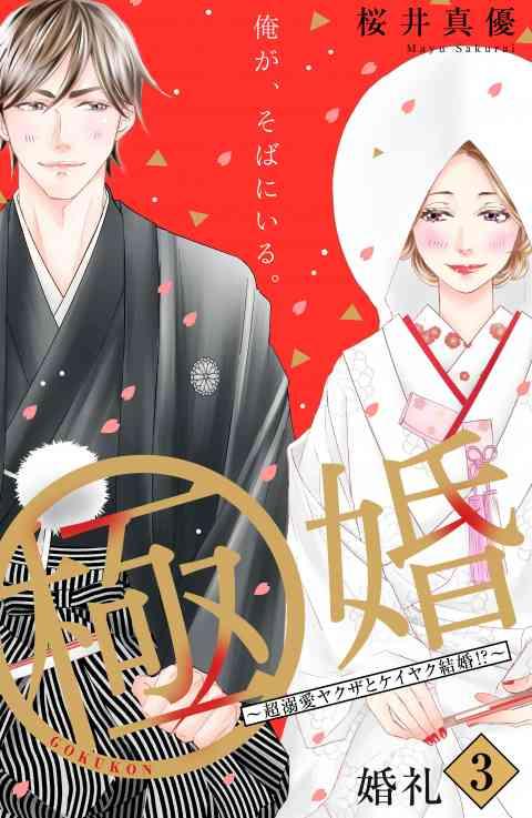 極婚〜超溺愛ヤクザとケイヤク結婚!?〜 分冊版 3巻