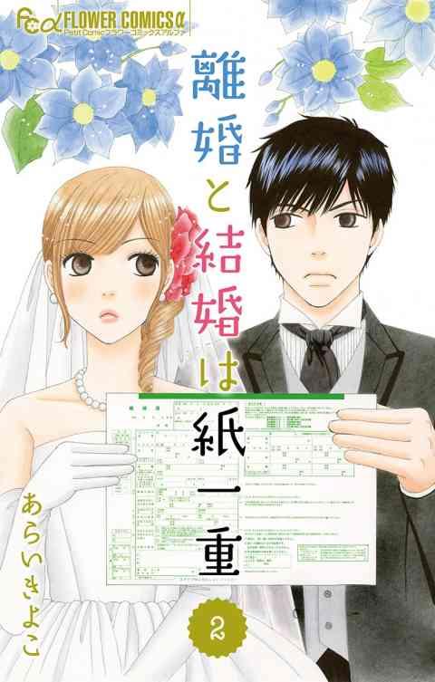 離婚と結婚は紙一重【マイクロ】 2巻