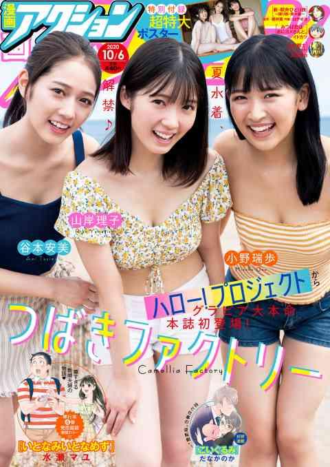 漫画アクション  2020年10/6号